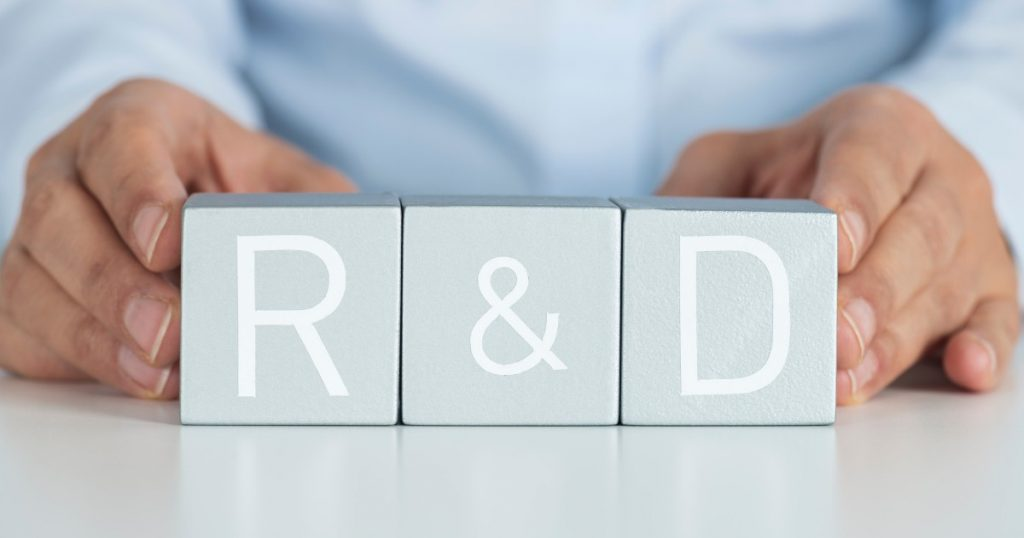 R&D and Other Tax Credits